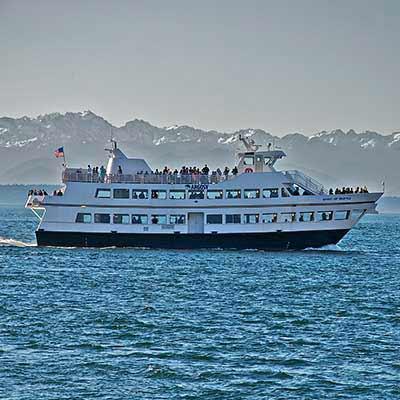 Argosy Cruises Harbor Tour